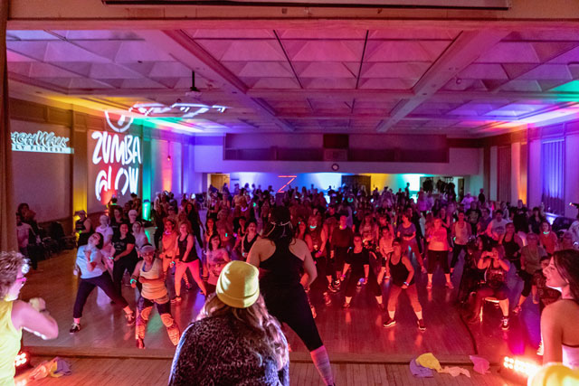 Lights Sound Action Entertainment - Zumba Glow Lighting