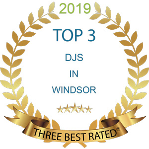 Top DJS in Windsor 2019 - Three Best Rated