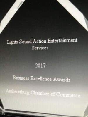 Business Excellence Awards 2017 - Amherstburg Chamber of Commerce
