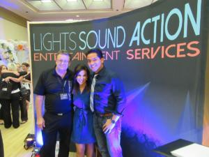 Lights Sound Action 118
